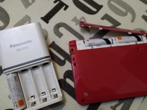 XD-N7300電池交換