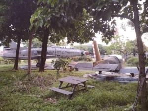 中興大学 エモい場所(F-100A, PL-1)