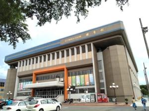 中興大学 体育館