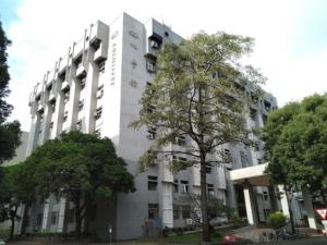 中興大学 化学館