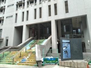 宜蘭大学 圖資大樓