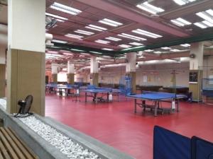 宜蘭大学 体育館3
