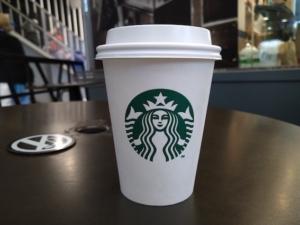 台湾スターバックス ブラックコーヒー