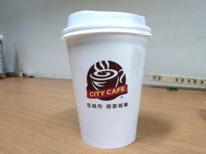 台湾セブンイレブン CITY CAFE