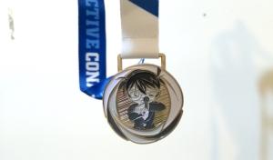 柯南路跑コナンマラソンメダル